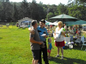 friends at shady brook campground