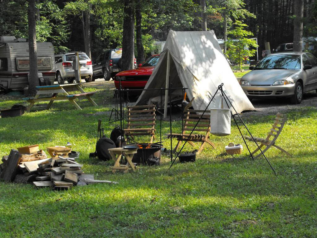 shady brook campground a peaceful and quiet family experience