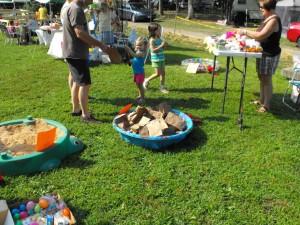 carnival fun at shady brook campground