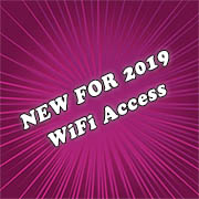 WiFi access at shady brook campground is new for 2019
